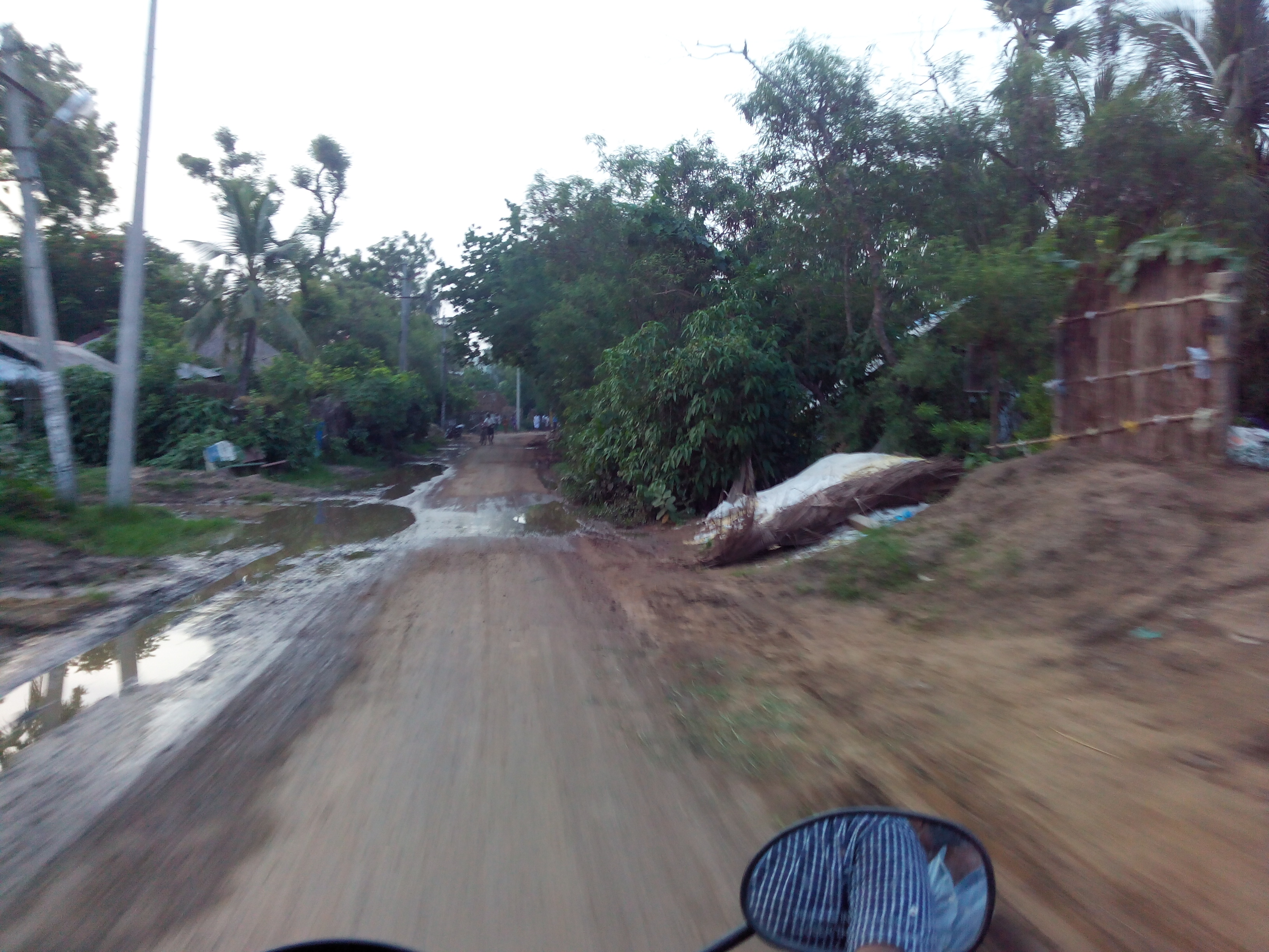 Putlacheruvu Main Road Near Rama Temple Moola Vari Veedi