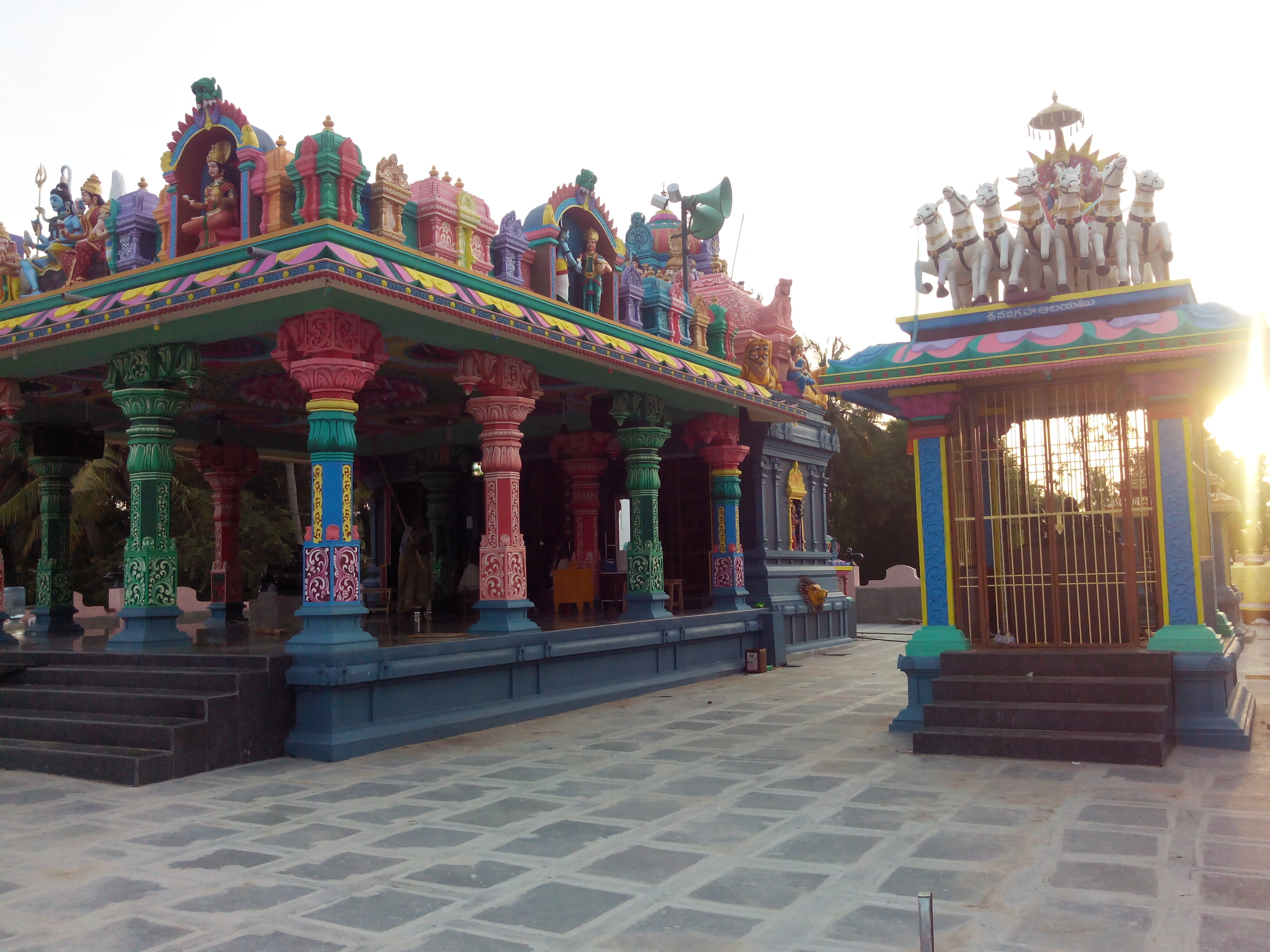 Putlacheruvu Siva Temple
